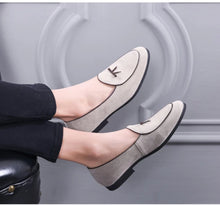 Pointy Cow Leather Shoes