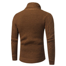 Turtleneck Wool Sweatshirt