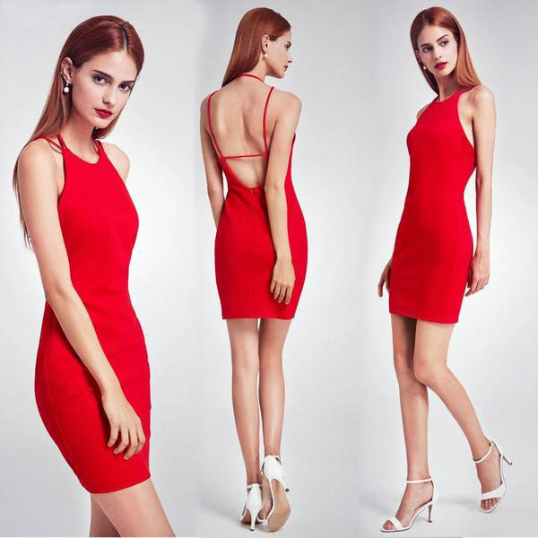 Sexy Asymmetrical Cocktail Dresses
