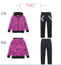 Camouflage Sports Suits