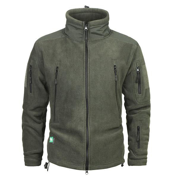 Army Fleece Thick Jacket