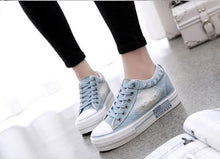 Breathable Canvas Sneakers