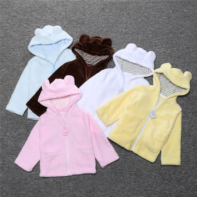 Winter Cute Long Sleeve Jackets