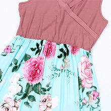 Floral Princess Sundress Outfit