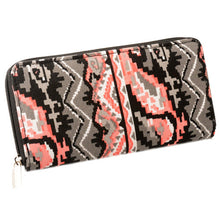 New Tribal Printed Long Wallet