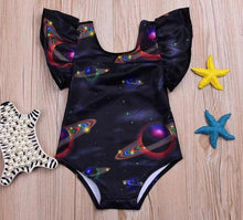 One Piece Romper Swimsuits