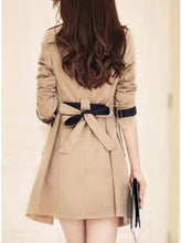 Thin Long Trench Coat
