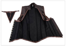 Gothic Steampunk Corset and Bustiers