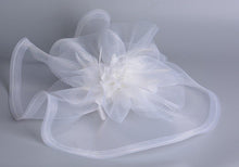 Fascinator Feather Hat