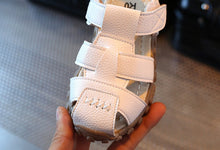 Cute Soft Leather Sandals Shoes