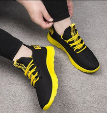 Lace Up Mesh Shoes