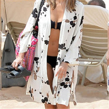 Tunic Print  Swimsuits Cover Up