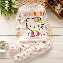 Cotton Long Sleeve Sleepwear Set