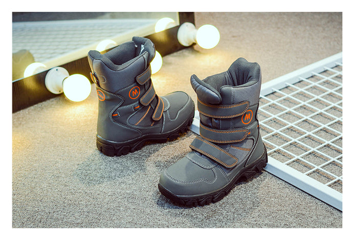 Warm Winter Anti-slip Boots