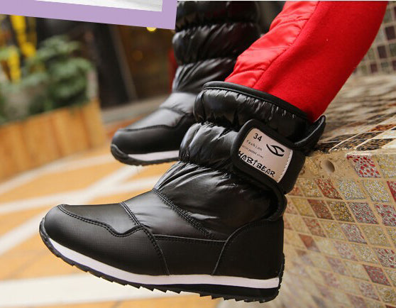 Winter Warm Waterproof Boots