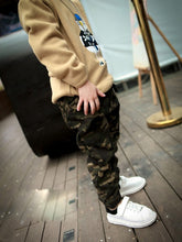 Camouflage Winter Pants