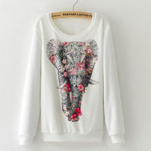 Dream Catcher Print Sweatshirt