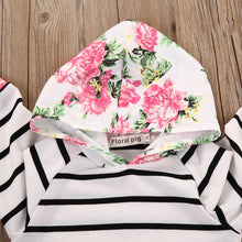 Floral Long Sleeve Clothing Set