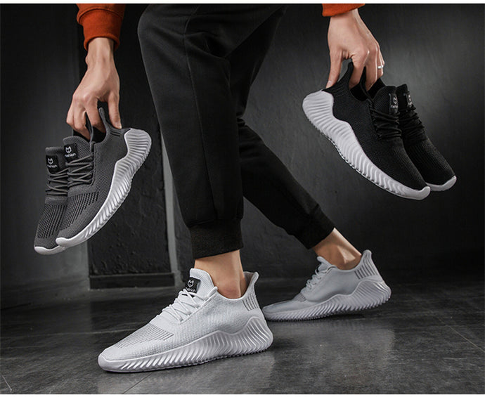 Breathable Flyknit Shoes