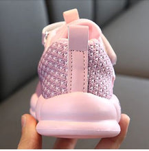 Rubber Bottom Mesh Shoes