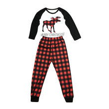 Elk Tops + Legging Set 2Pcs
