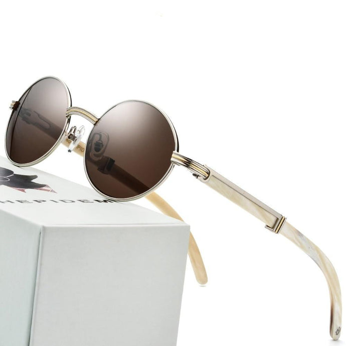 Round Cartier Sunglasses