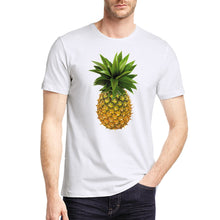 Short Sleeve Pineapple Cool Shirts