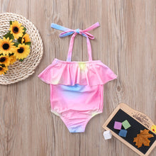 Sleeveless Bathing Suit Swimwear