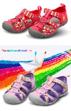 Colorful Fabric Sandal Shoes