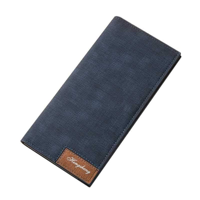 Bifold Business Long Wallet