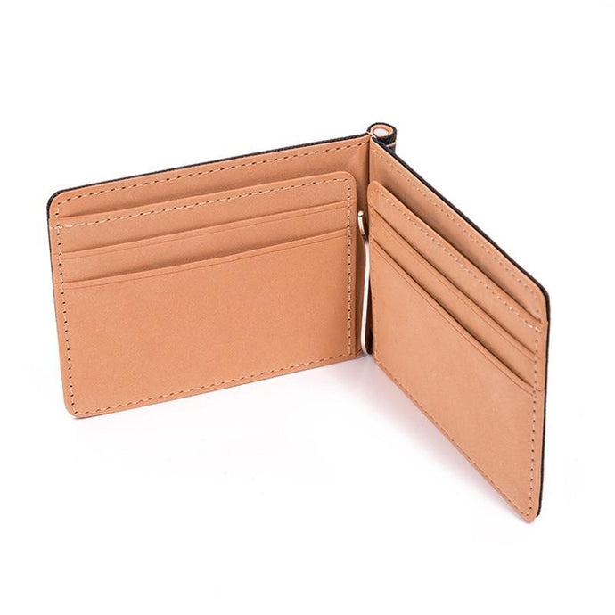 PU Leather Money Purse