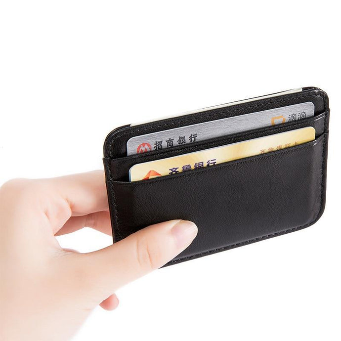 Mini Card Holder Wallet