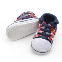 Stripe Soft Sole Shoes
