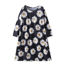 Mother Daughter Sunflower Dress Outfits