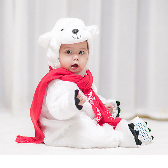 Animal Costume Romper