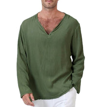 Long Sleeve Casual Loose Tee Shirt