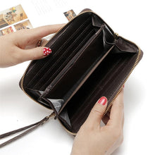Fashion Stone Road Wallet