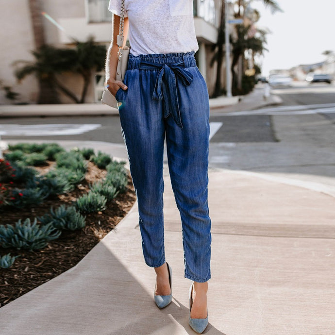 Leg Ankle Length Pants