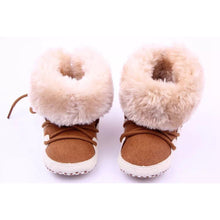 Warm Fleece Casual Shoes