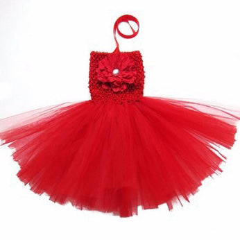 Cute Chiffon Tutu Dress