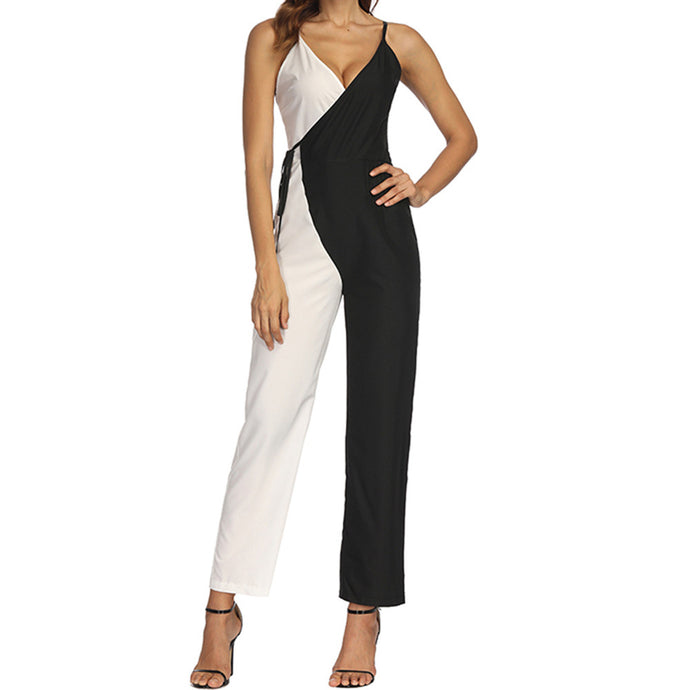 3f73bd0c289 Summer Wide Leg Long Jumpsuit