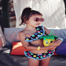 Dotted Swimwear