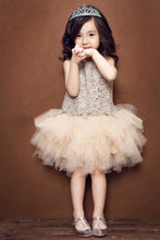 Princess Lace Vest Dress