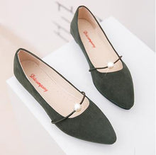 Shallow Mouthed Flat Shoes