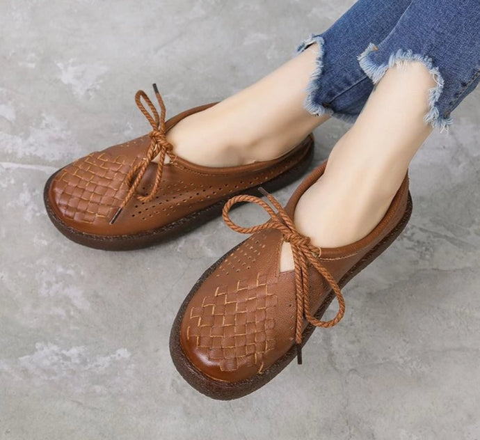 Moccasins Soft Flat Shoes