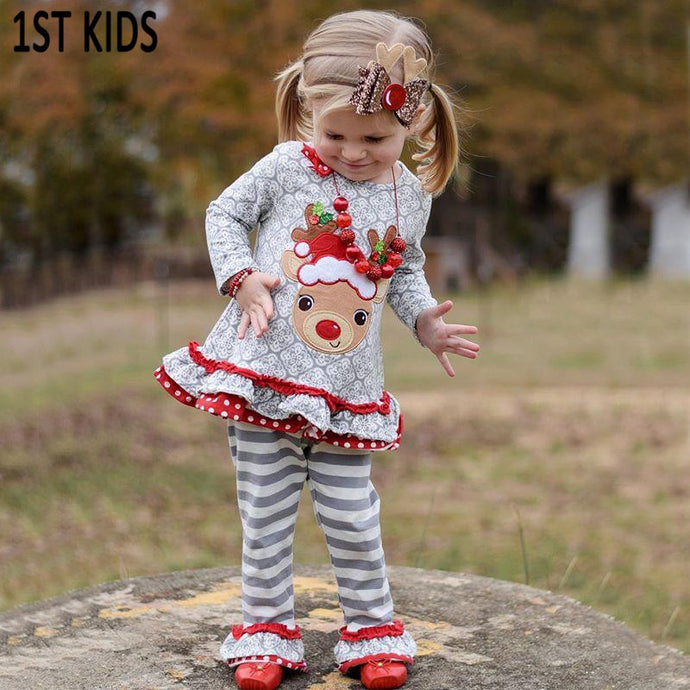 Cute Fashion Dress Set