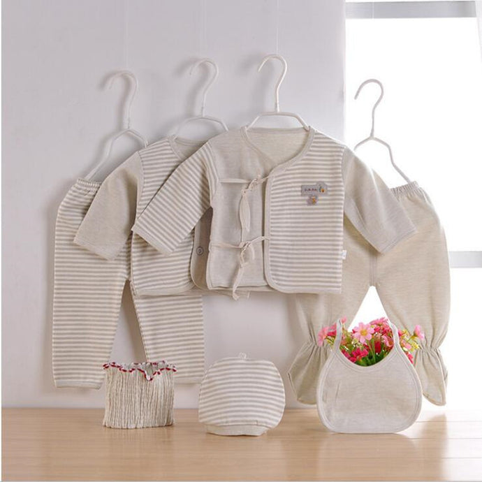 Cotton Clothes 7pcs/set