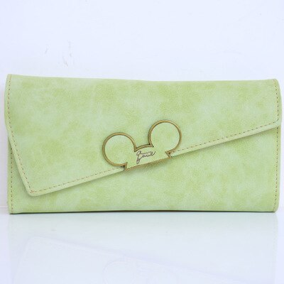 New Fashion Color Scrubs Long Wallet