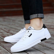 Breathable Canvas Flat Sneakers