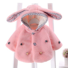 Fleece Fur Warm Coat